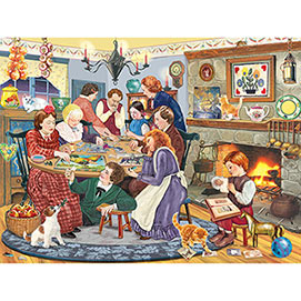 Pioneer Puzzlers 300 Large Piece Jigsaw Puzzle