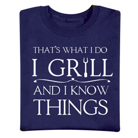 I Grill Tee