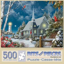 Guiding Lights 500 Piece Jigsaw Puzzle