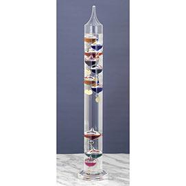 Galileo Thermometer Large 17
