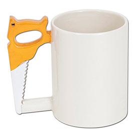 Handy Saw Tool Mugs
