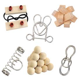 Matchbox Puzzle Set