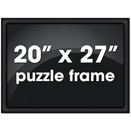 Puzzle Frames & Glue