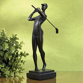 Celebrate His Favourite Pastime - Golfer