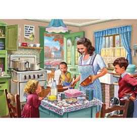 Kitchen Memories 1000 Piece Jigsaw Puzzle