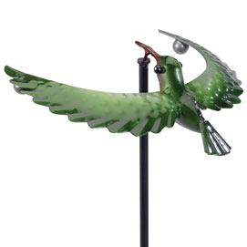 Flying Hummingbird Balance Stake