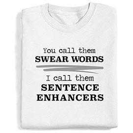 Swear Words Tee