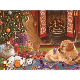 Christmas Helpers 1000 Piece Jigsaw Puzzle