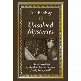 The Know-It-All Library - The Book Of Unsolved Mysteries