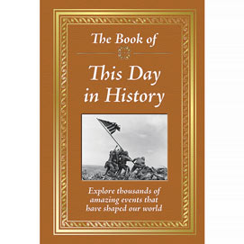 The Know-It-All Library - The Book Of This Day In History