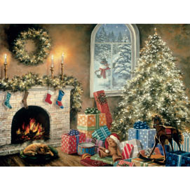 Not A Creature Was Stirring 500 Piece Jigsaw Puzzle