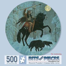 The Awakening 500 Piece Jigsaw Puzzle