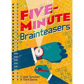 Five Minute Brainteasers Puzzle Book