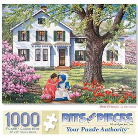 Best Friends 1000 Piece Jigsaw Puzzle