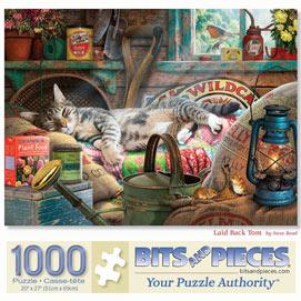 Laid Back Tom 1000 Piece Jigsaw Puzzle