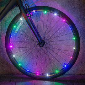 The Coolest LED Bike Lights