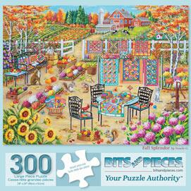 Fall Splendor 300 Large Piece Jigsaw Puzzle