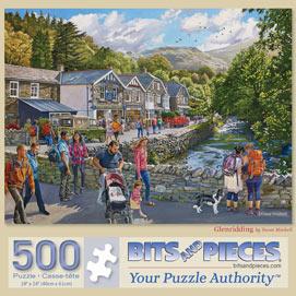 Glennriding 500 Piece Jigsaw Puzzle