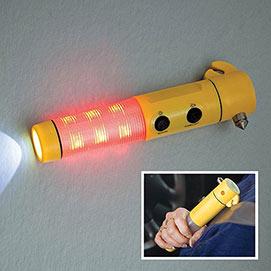 Emergency Auto Tool LED Flashlight