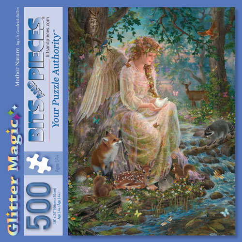 Mother Nature 500 Piece Jigsaw Puzzle