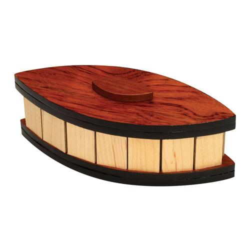 Oval Trick Box