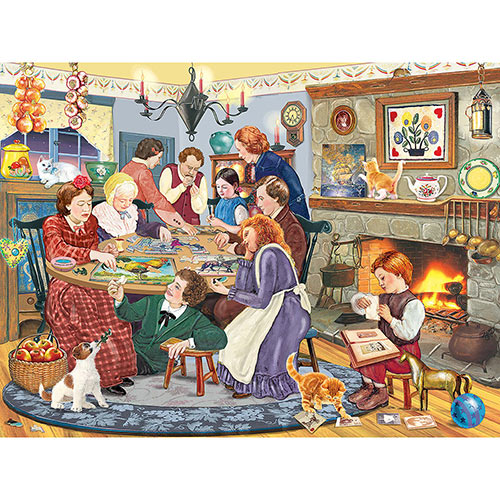 Pioneer Puzzlers 500 Piece Jigsaw Puzzle