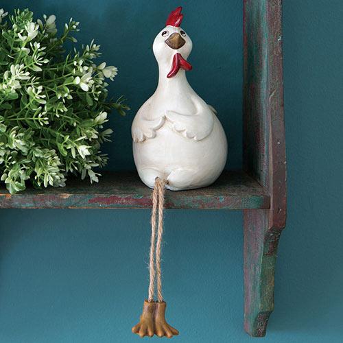 Chicken Shelf Sitter
