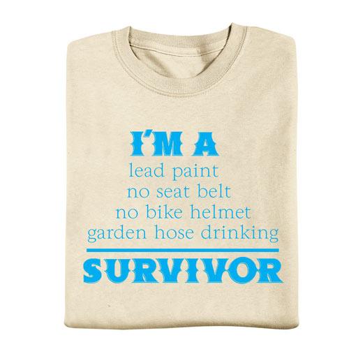 Survivor Tee