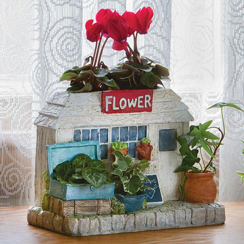 Flower Shop Planter