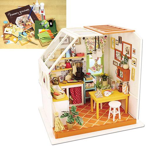 Jason's Kitchen Model Kit