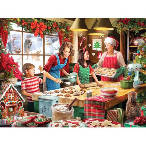 Set of 2: Little Pets 1000 Piece Jigsaw Puzzles