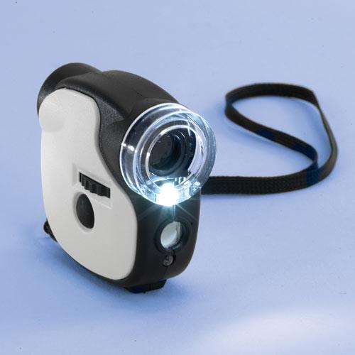 World's Smallest Illuminating Microscope