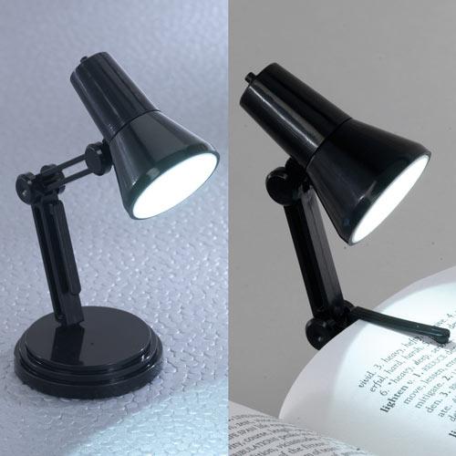 World's Smallest LED Desk Lamp
