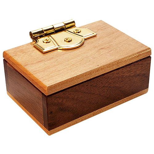 Mini Secret Box Brainteaser
