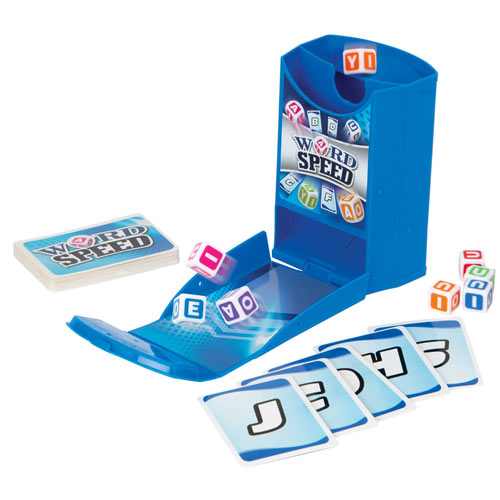 Word Speed Dice Game