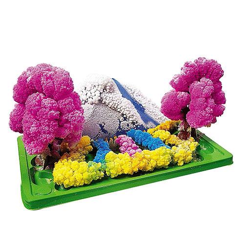Mount Fuji Magic Garden