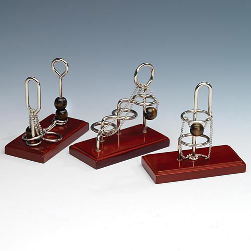 Set of 3: String Puzzles