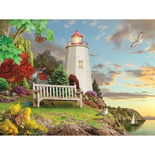 Enjoy The View 300 Large Piece Jigsaw Puzzle