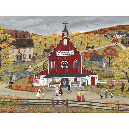 Appleseed's Cider Mill 1000 Piece Jigsaw Puzzle