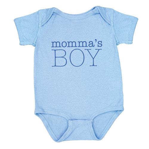 Mamma's Boy Romper