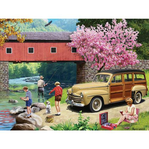 Our Favorite Spot 300 Large Piece Jigsaw Puzzle