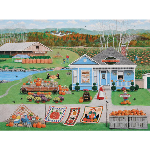Grandma's Baked Delights 1000 Piece Jigsaw Puzzle