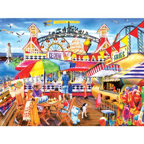 Shore Fun 1000 Piece Jigsaw Puzzle