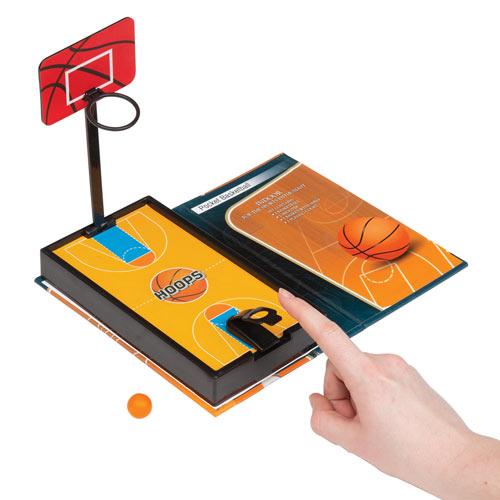 Desktop Basketball Game