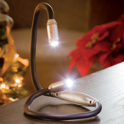 Hands Free Twist-a-Lite LED Gadget