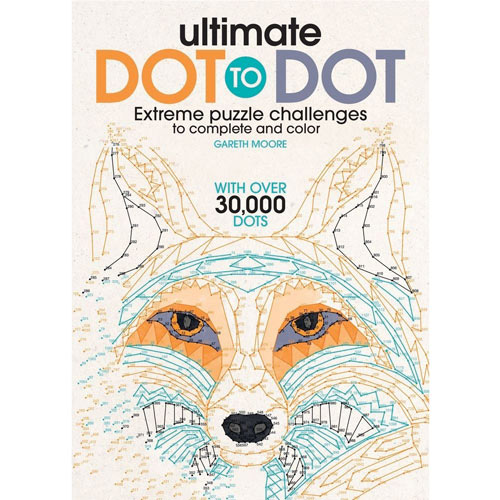 Ultimate Dot to Dot Puzzle Book