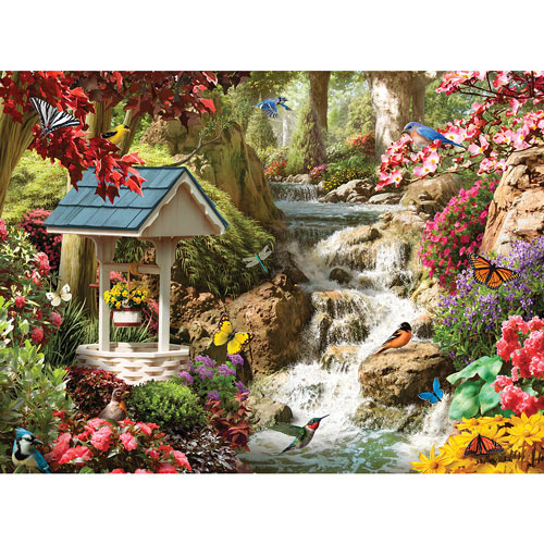 Everything So Beautiful 500 Piece Jigsaw Puzzle