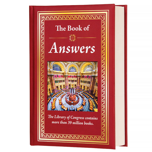 The Know-It-All Library - The Book Of Answers