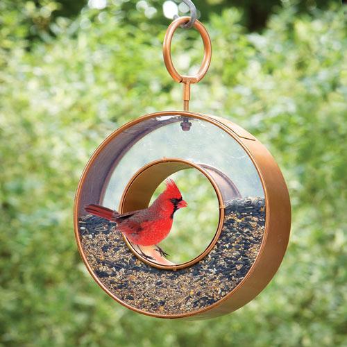 Circular Bird Feeder