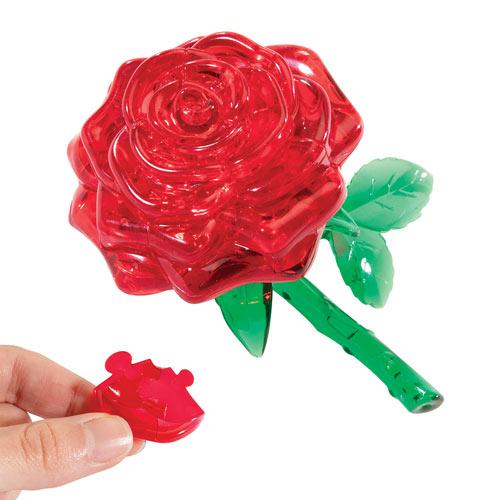 Intricate Rose Puzzle
